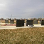 all-veterans-memorial-park-monuments-in-field