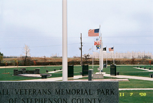 all-veterans-memorial-park-layout